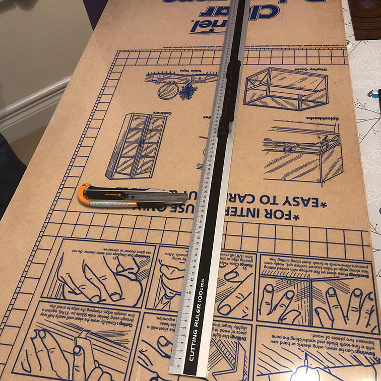 How to make a heated drawing board Sniffy Faces Art